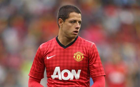 Hernandez happy to learn from new Manchester United signing Van Persie