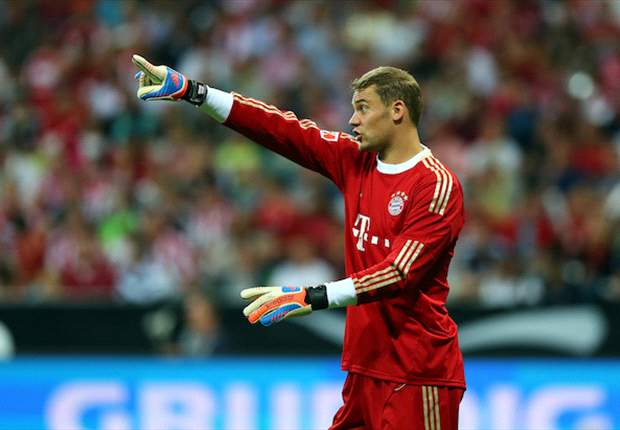 Germany have to be stronger in defence, says Neuer