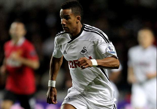 Manchester City sign Sinclair from Swansea City