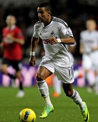 Scott Sinclair of Swansea