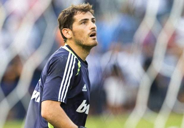 Casillas targets eight more years at Real Madrid
