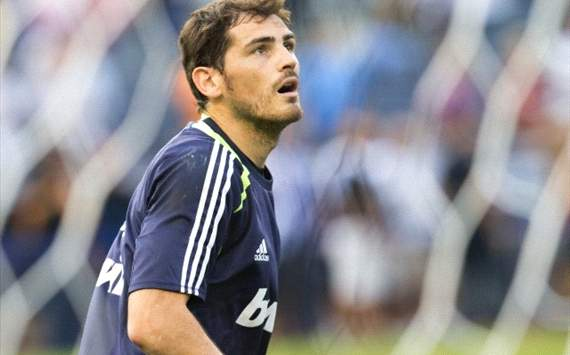 ESP - Casillas : &quot;Je comprends Ronaldo&quot;