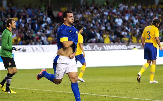 Leandro Damio - Sweden vs Brazil - International Friend