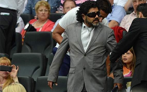 Maradona fake