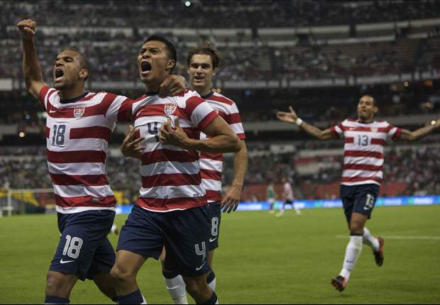 Just an exhibition, but win over Mexico means a lot to the USA