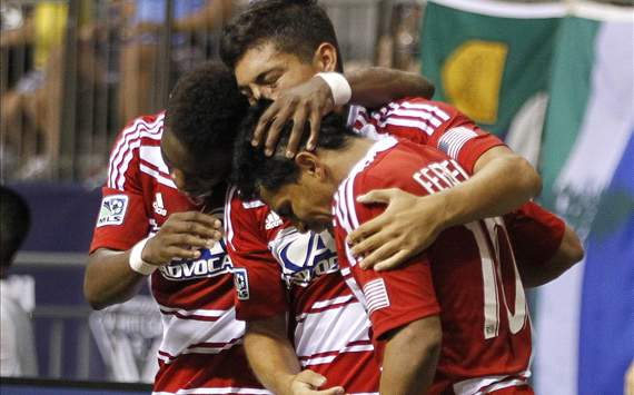 David Ferreira, Fabian Castillo, Jonathan Top, FC Dallas, MLS