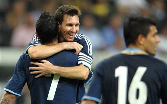 مدعی کسب عنوان بهترین بازیکن فوتبال جهان از تساوی آرژانتین در خانه عربستان اظهار تاسف کرد.
