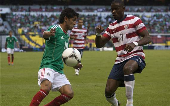 Angel Reyna, Mexico; Maurice Edu, USA