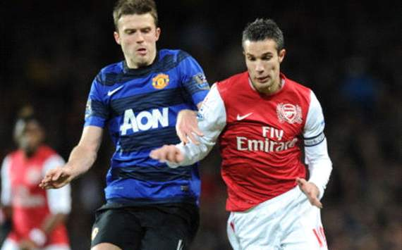 Michael Carrick confident Manchester United can reclaim 2012-13 Premier League title