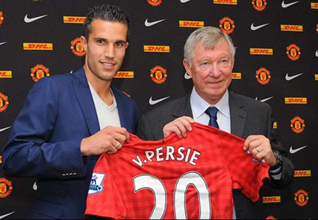 Manchester United decided against signing Van Persie 11 years ago, reveals Sir Alex Ferguson