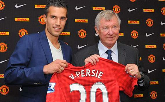 Van Persie signing 'an absolute game-changer', claims Peter Schmeichel