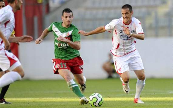 Ligue 2 - Sedan - Dijon le 12 fvrier