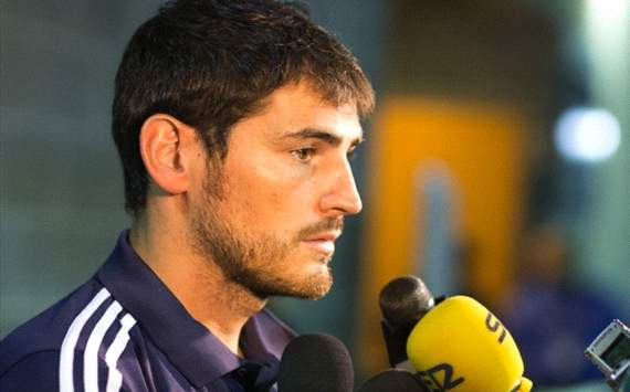 There is no problem with Cristiano Ronaldo at Real Madrid, insists Casillas