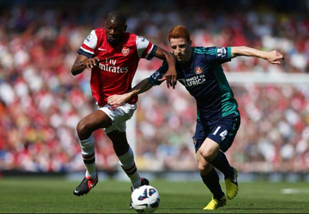 I'm not Arsenal's new Song but more like Yaya Toure, claims Diaby