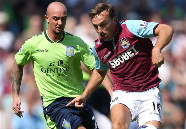 Aston Villa midfielder Ireland ruled out of West Brom derby with broken wrist