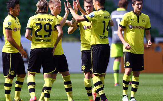 DFB-Pokal Round 1 Results: Dortmund, Schalke &amp; Gladbach advance