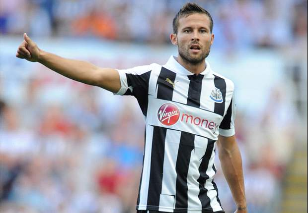 Cabaye: I would swap Reading goal for a Newcastle win
