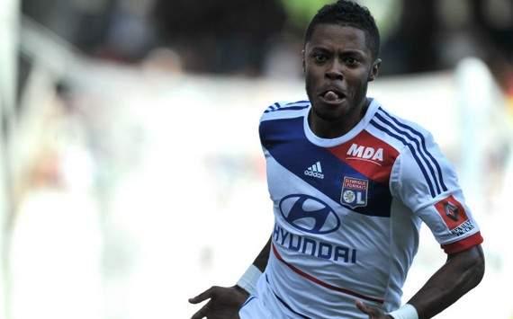 Ligue 1 : Michel Bastos (Lyon vs Troyes)