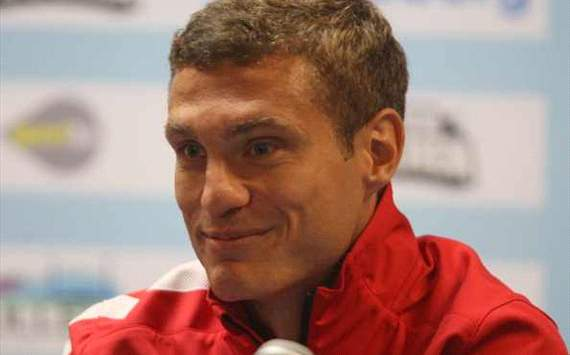 Vidic back in training & could make Manchester United comeback against Cluj