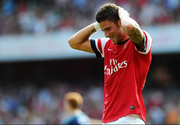 Giroud: Koscielny is one of the Premier League's best defenders