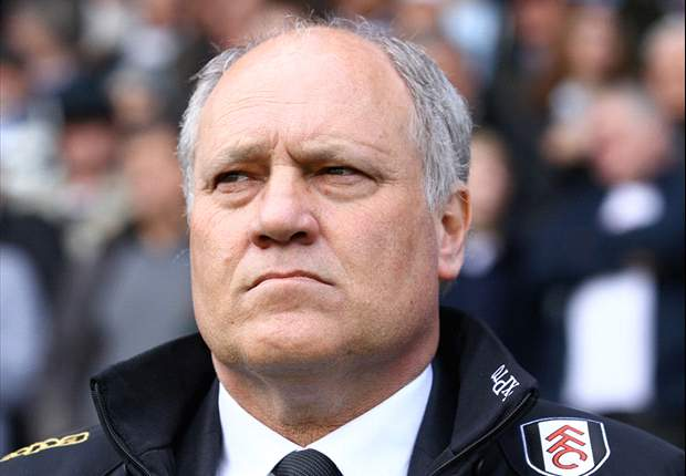 Fulham boss Jol expects big January transfer kitty
