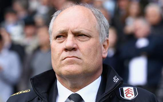 Jol: Fulham must reach 40 points to ensure safety