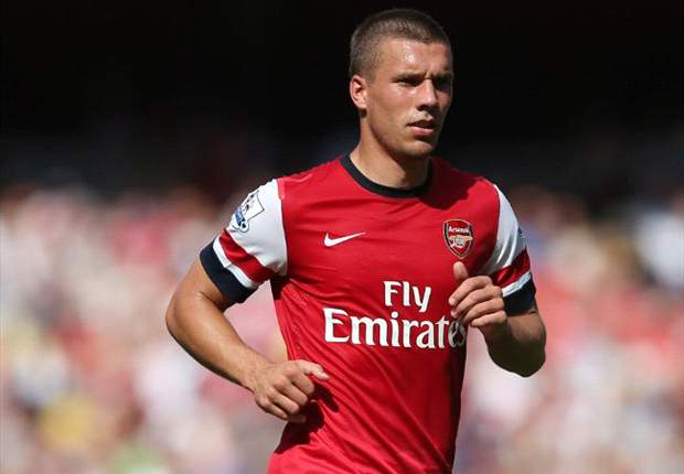 Podolski: Arsenal can be title contenders