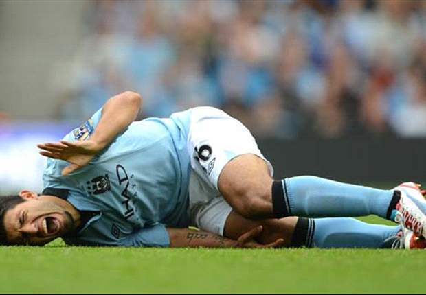 Aguero set to return for Manchester City in Stoke City clash
