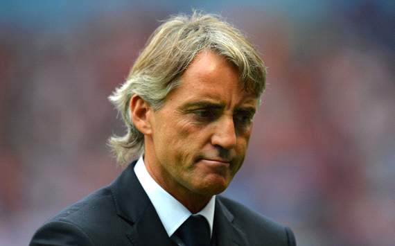Mancini: Manchester City defended too deep against Real Madrid