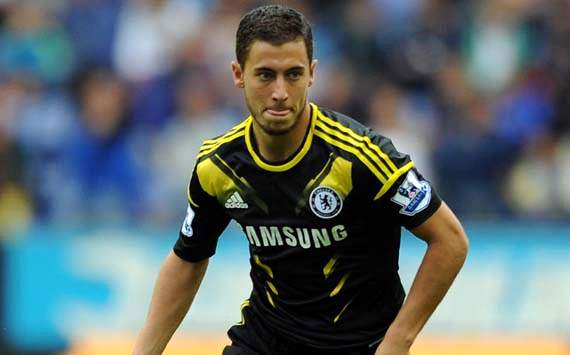 Premier League Team of the Week: Newcomers Hazard, Michu &amp; Petric make instant impression
