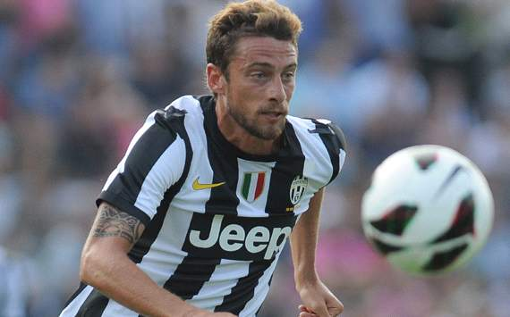 Marchisio: I want to remain at Juventus my entire career