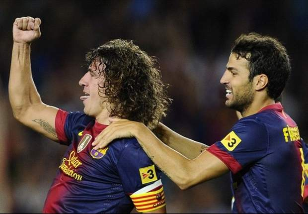 Puyol faces injury lay-off after fracturing cheekbone in win over Osasuna