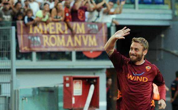 Manchester City fail in €39.5m pursuit of Roma midfielder De Rossi