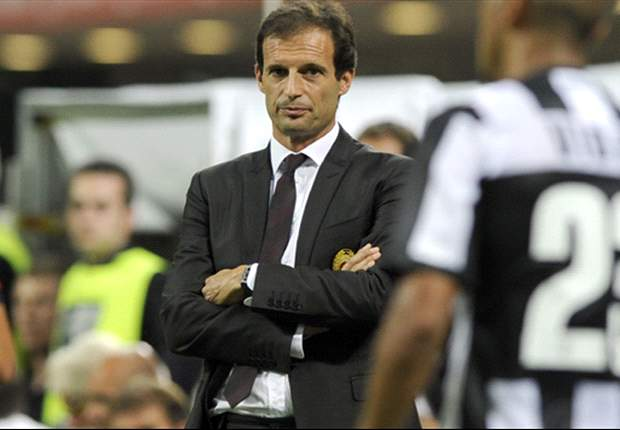 'We were just unlucky' - Allegri plays down shock defeat to Sampdoria