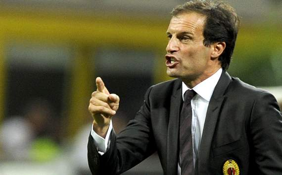 Allegri: Conte's absence a loss for Serie A