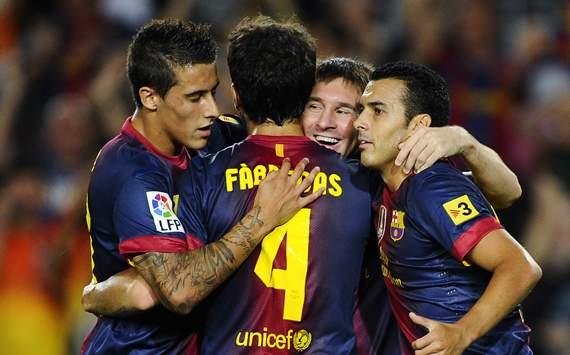 Lionell Messi - Barcelona