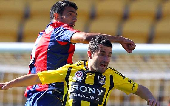Football Federation Australia to probe brawl between Newcastle Jets and Wellington Phoenix