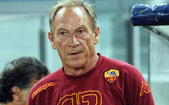 Zeman blasts Roma after 2-2 draw with Catania and wades into Conte debate
