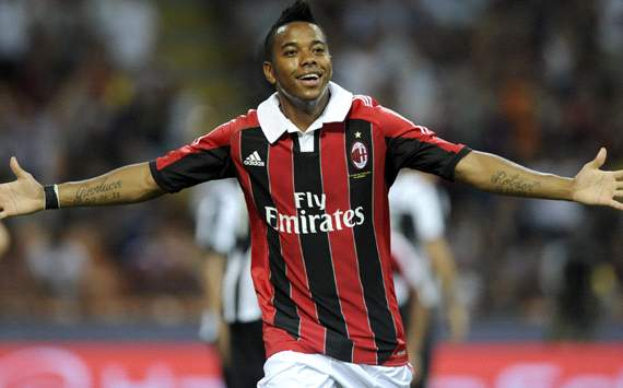 Robinho is too expensive for Santos, says Ramalho