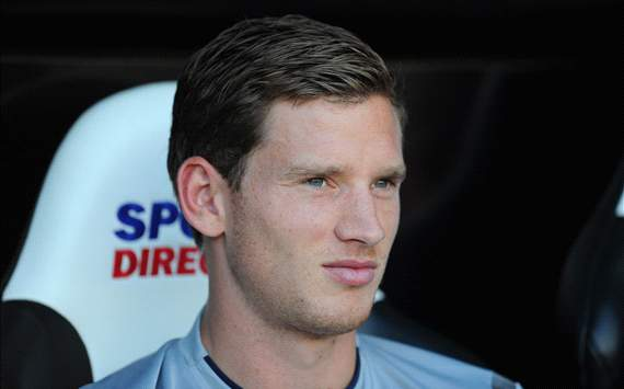 Vertonghen 'loving' life in the Premier League with Tottenham