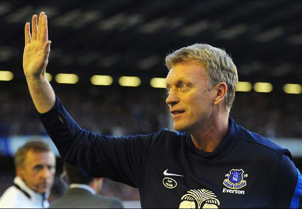 Moyes: Display against Aston Villa one of the best in my time at Everton
