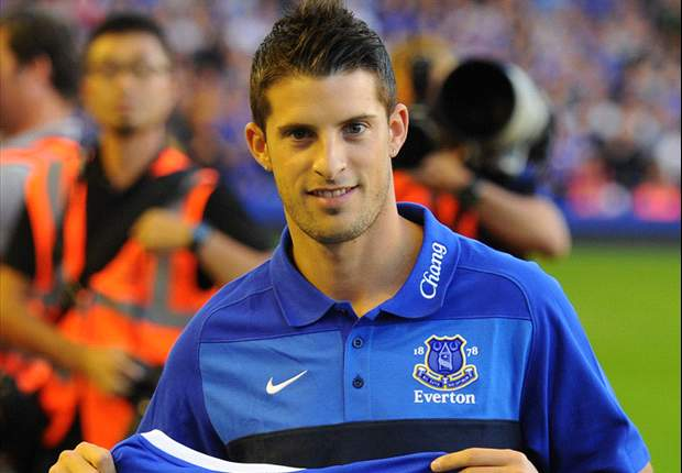 Mirallas: I snubbed Arsenal for Everton over playing opportunities