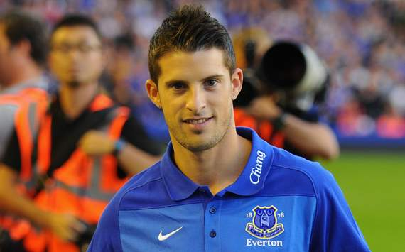 Everton performances show I made the right choice -  Mirallas