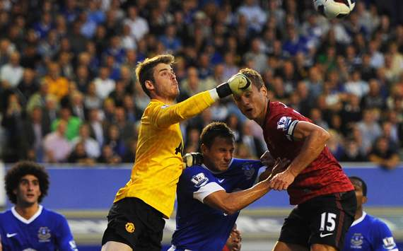 Jagielka: We need to repeat last season's Old Trafford performance