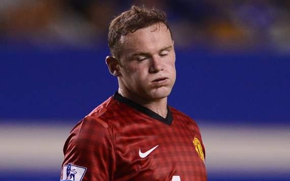 EPL - Everton v Manchester United, Wayne Rooney