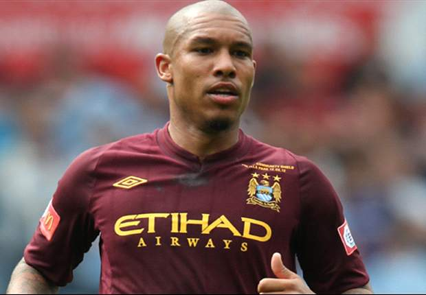 Manchester City willing to listen to Inter offers for Nigel de Jong