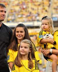 Brian McBride, Columbus Crew, MLS