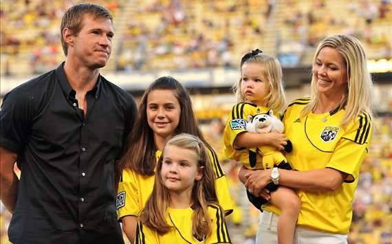 Brian McBride, Columbus Crew, MLS