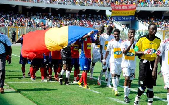 Tight security for Kotoko-Hearts of Oak match on Sunday 