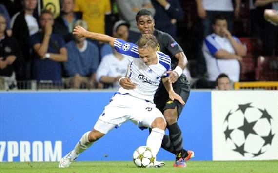 Champions League - FC Copehagen - Lille OS